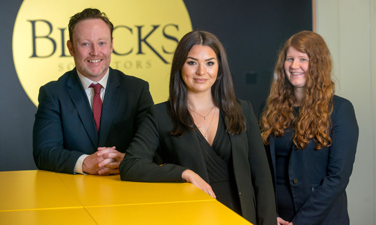 newly qualified solicitors