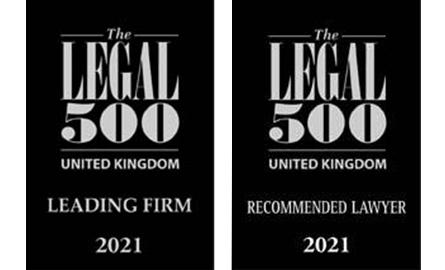 Legal 500 logos