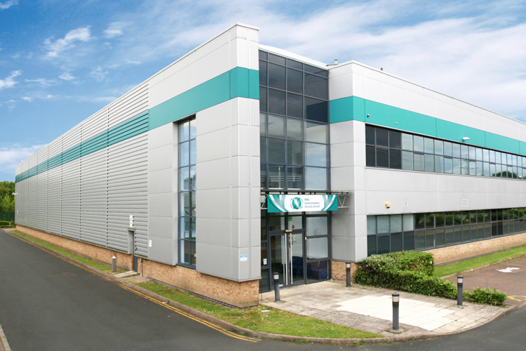 MMX Communications Headquarters